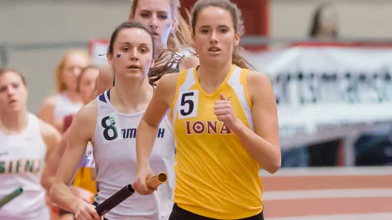 Iona Outdoor Track & Field Turns in Top Finishes at Yale
