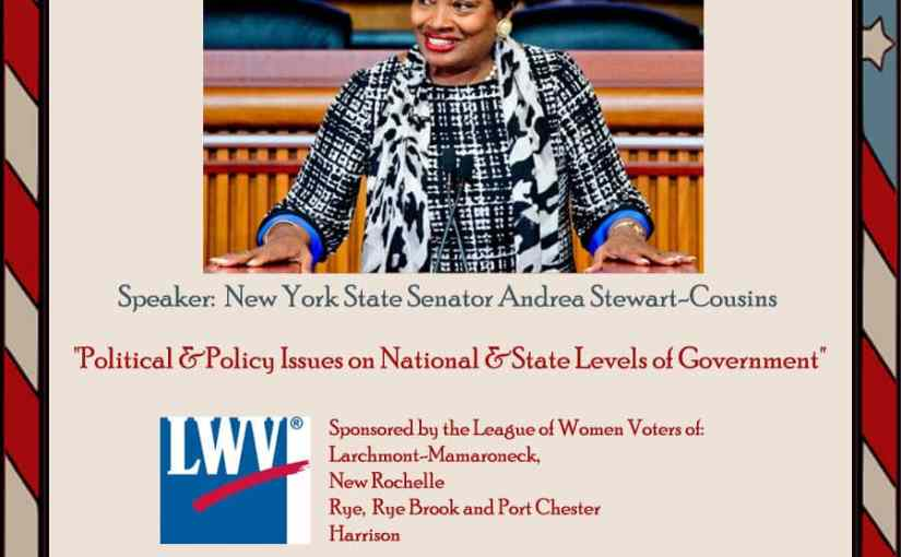 League of Women Voter's Annual Luncheon