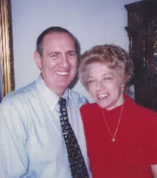 Robert and Lorraine Pierce