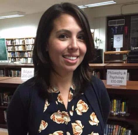 Xiomara Gonzalez: NRHS Math Chairperson