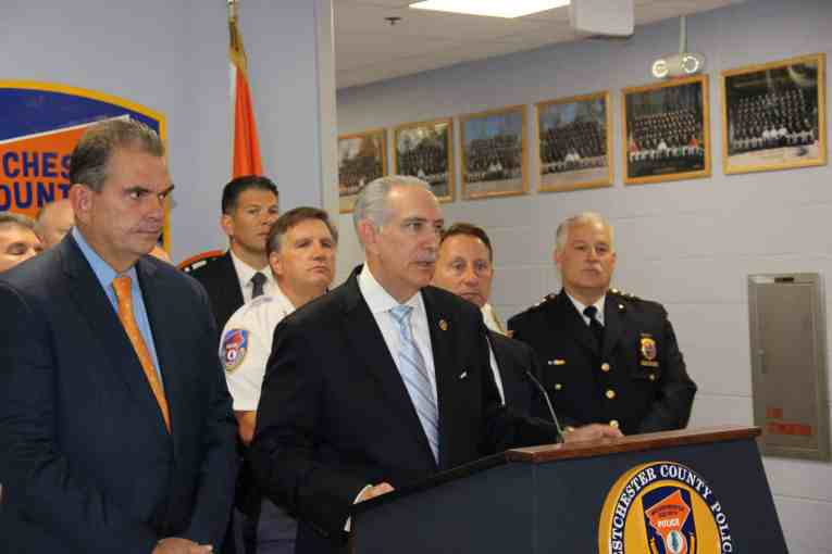 Scarpino and Astorino Partner in Effort to Stem Tide of Opioid Overdoses in Westchester