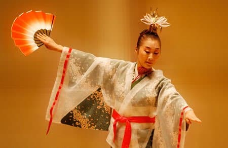 Japanese Music and Dance to be Presented at Library