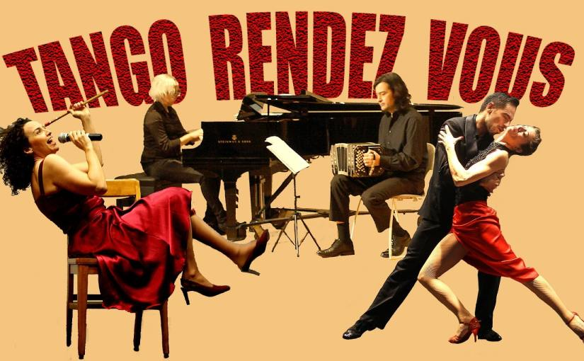 "Library Presents ""Tango Rendezvous"" Program from Argentina"