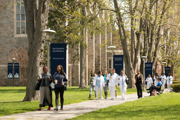 The College of New Rochelle Announces New Partnership with 1199SEIU Training and Employment Funds to Provide Tuition Discounts for 1199SEIU United Healthcare Workers East Members