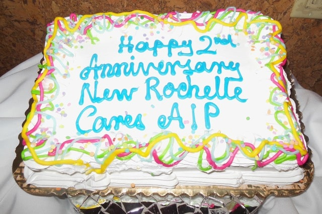 New Rochelle Cares AIP Celebrates Its Second Anniversary