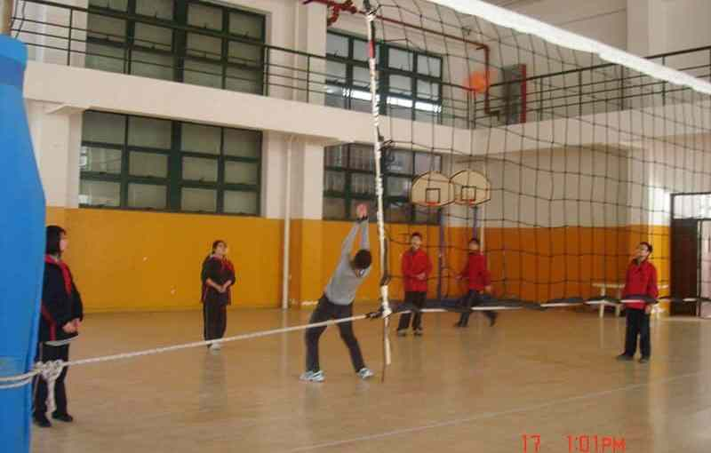 Coed Volleyball Tourney Returns to County Center
