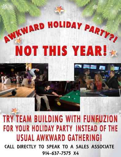 Team Building with Fun Fuzion