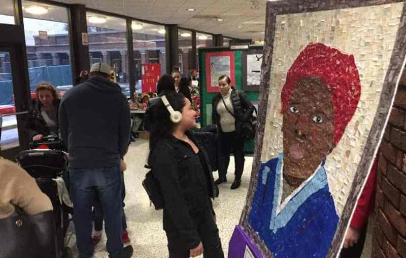 Black History Celebration Offers Song, Dance, Arts