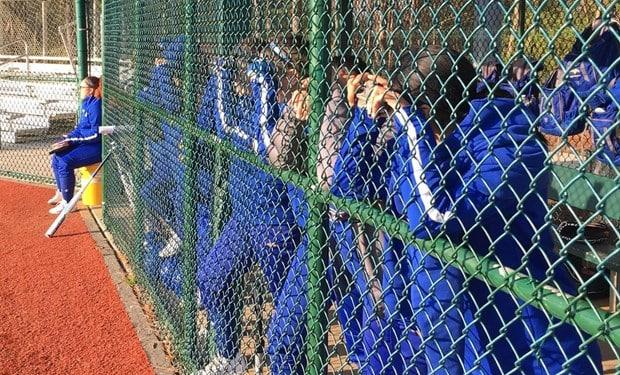 Monroe Softball Splits Final Day at Ripken Experience