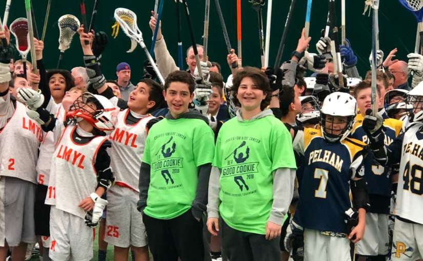 Be a Good Cookie Lacrosse Tournament a Huge Success