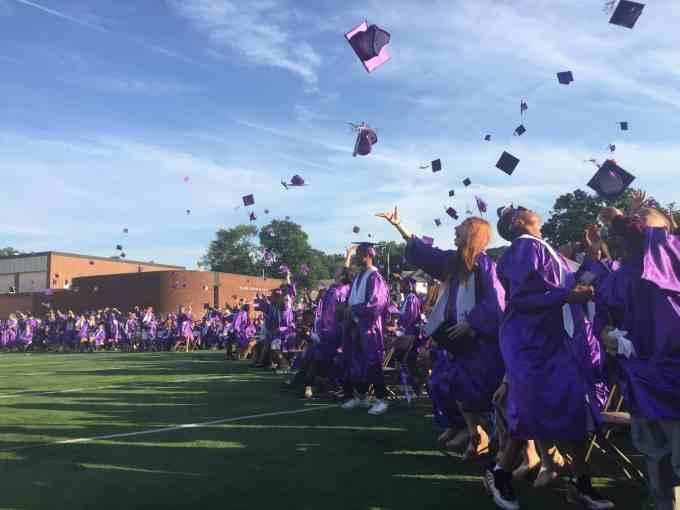 New Rochelle High School Class of 2018 Graduates in Heartfelt Ceremony