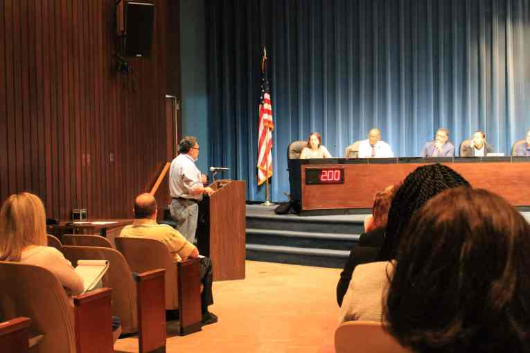 New Rochelle Residents Address Task Force at Public Meeting
