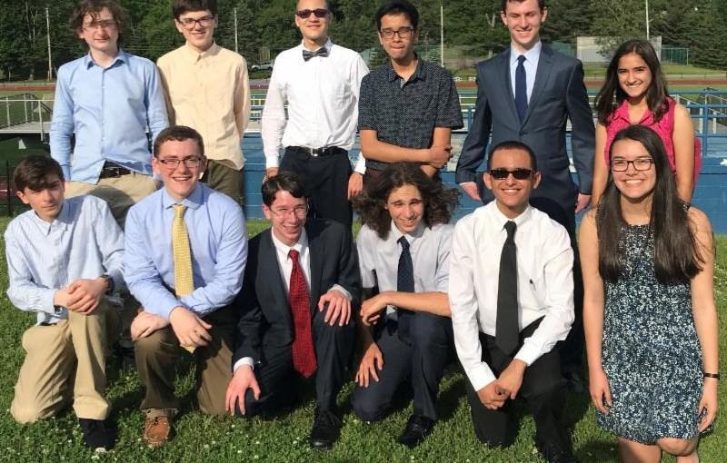 Seven Sophomores Earn Westlake Science Trophies
