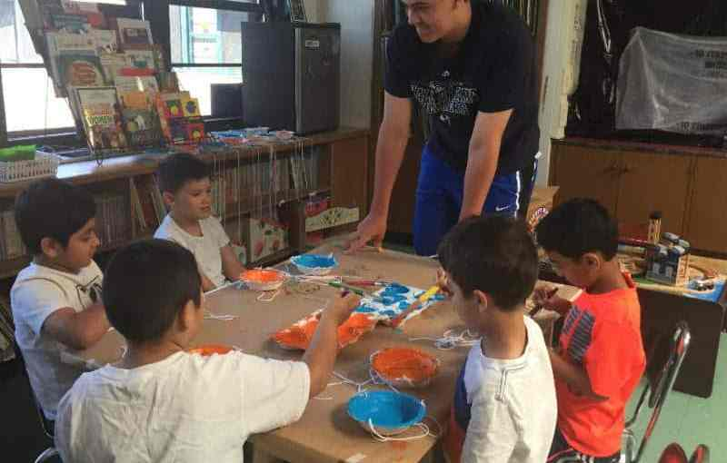 Summer STEAM Means Having Fun While Learning For Four Schools