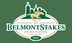 Belmont Stakes Logo 2015