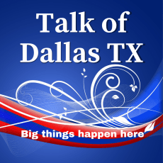 talk of dallas tx from canva