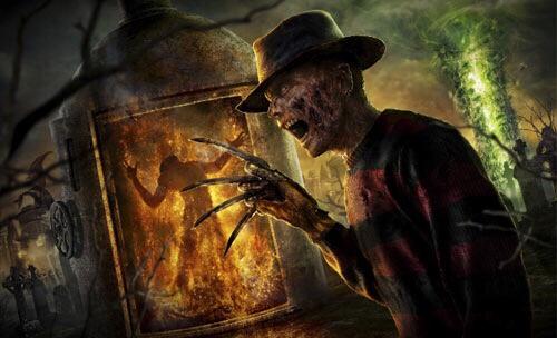 Freddy Krueger - Photo courtesy of Image App