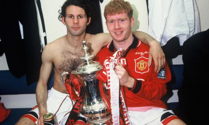 Ryan Giggs and Paul Scholes are icons of Manchester United