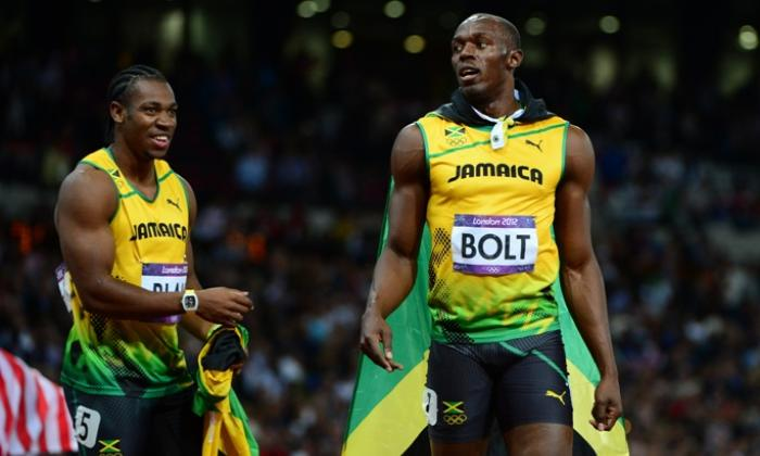Yohan Blake has a chance to finally get an individual gold medal after years of competition under Bolt's shadow