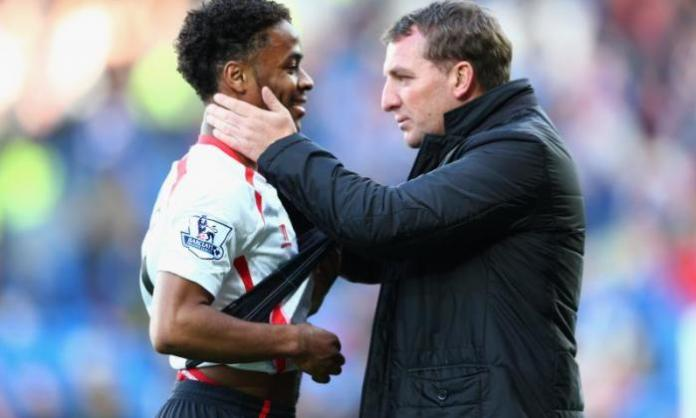 Brendan Rodgers plans Raheem Sterling talks after Liverpool starlet filmed inhaling laughing gas