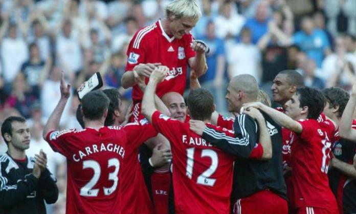 3. Sami Hyypia - Click right to see Liverpool's best signings of the Premier League era