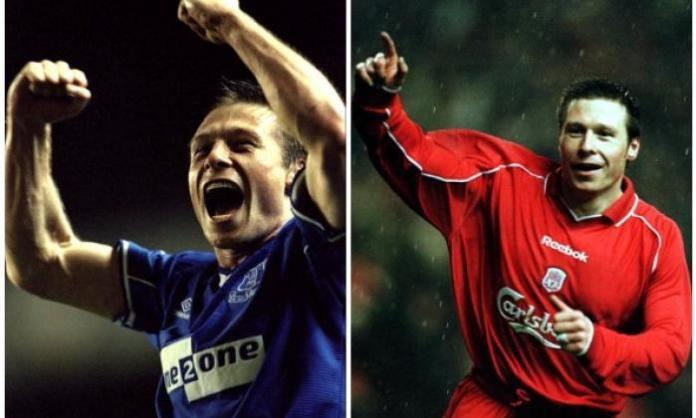 10. Nick Barmby swaps Everton for Liverpool