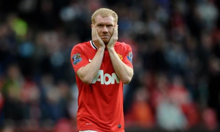 Image result for paul scholes sky sports getty images  Paul Scholes reveals why he is worried about Jose Mourinho as he begins his managerial career gettyimages 143958077