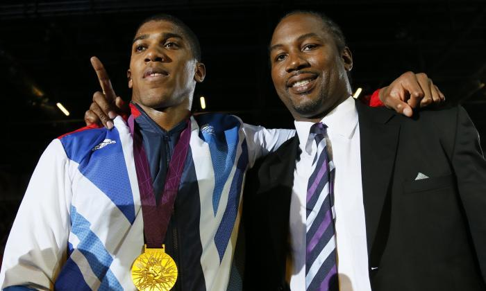Lennox Lewis says Joshua is being protected