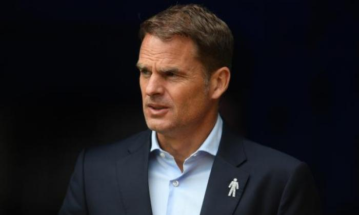 SACKED! Crystal Palace axe Frank de Boer as manager after worst start in Premier League history