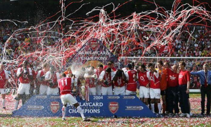 The 2003/04 season