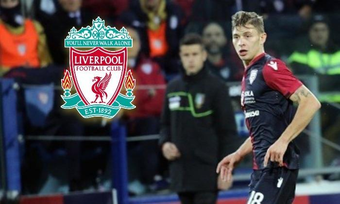 Liverpool FC transfer news: Jurgen Klopp to ramp up interest in Nicolo Barella ahead of summer window
