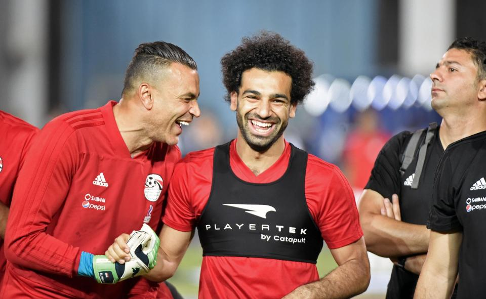 Mo Salah will be Egypt's great hope in Russia  Brazil, France, England, Germany, Spain and ALL the 32 squads selected for Russia GettyImages 970630004