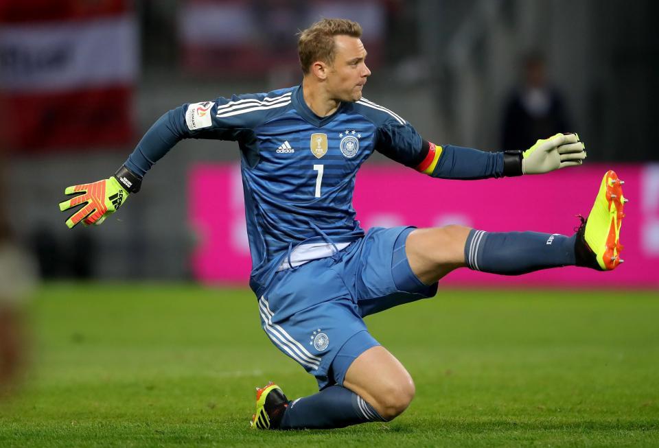 Joe Coleman (Staff Writer) – Manuel Neuer  talkSPORT writers predict which goalkeeper will win the World Cup 2018 Golden Glove Glove 6