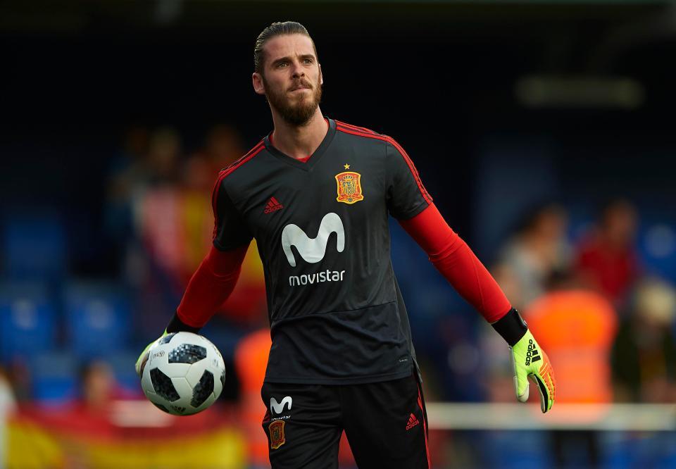 Sean O'Brien (Staff Writer) – David De Gea  talkSPORT writers predict which goalkeeper will win the World Cup 2018 Golden Glove Glove 7