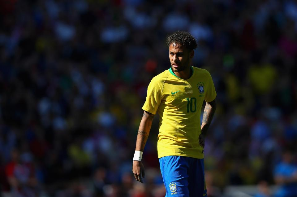 Anton Stanley (Features Editor) – Neymar  talkSPORT writers predict which player will win the World Cup 2018 Golden Ball Golden 4