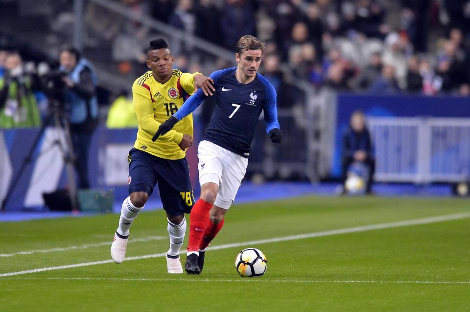 Jackson Cole (Staff Writer) – Antoine Griezmann  talkSPORT writers predict which player will win the World Cup 2018 Golden Ball Golden 5
