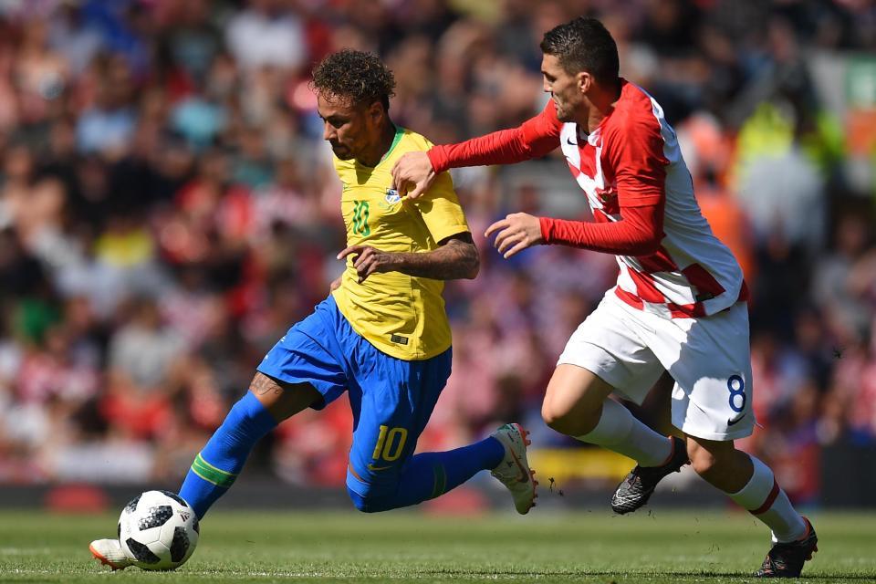 Sean O'Brien (Staff Writer) – Neymar  talkSPORT writers predict which player will win the World Cup 2018 Golden Ball Golden 6