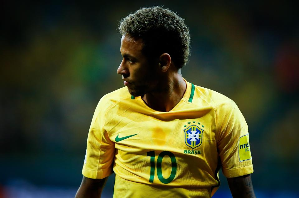 Damian Mannion (Deputy Editor) – Neymar  talkSPORT writers predict which player will win the World Cup 2018 Golden Ball Golden 8