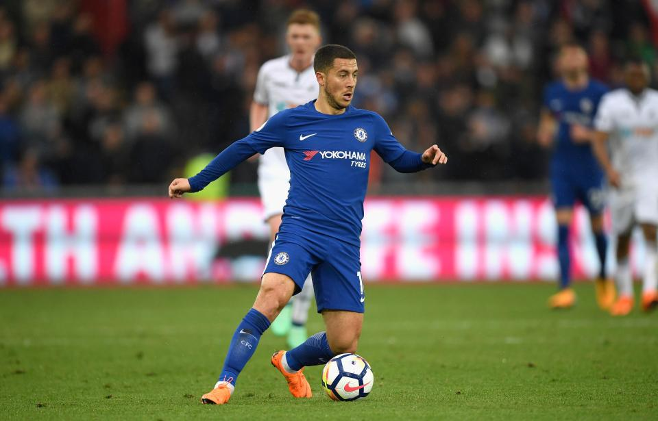 7= Eden Hazard (Chelsea) – £10.5million  The 10 most expensive players revealed FPL 8