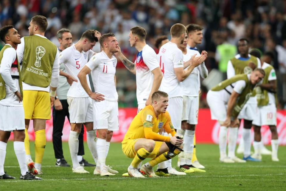 This is the furthest England have got at a World Cup since 1990  Graeme Souness launches stinging attack on Gareth Southgate's tactics after England's World Cup semi-final exit GettyImages 996445400