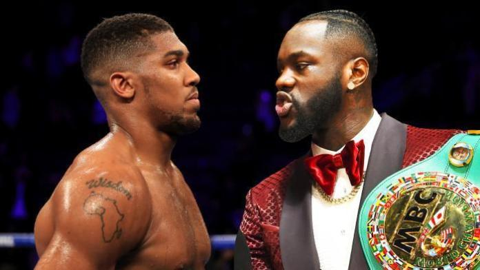 Boxing fans will have to wait for Joshua v Wilder