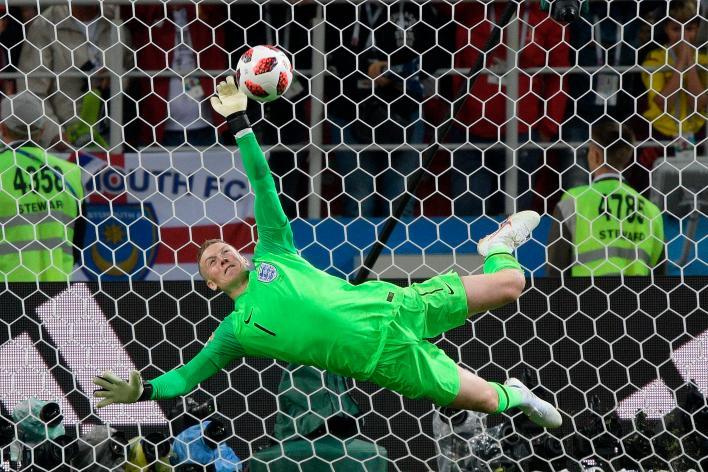 Pickford'un 2018 Dünya Kupası'nda Kolombiya'ya karşı penaltı kahramanlığını kim unutabilir?