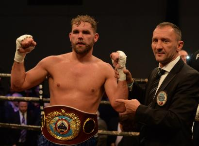 Billy Joe Saunders Fails Voluntary Drugs Test Ahead Of World Title Fight  Against Demetrius Andrade