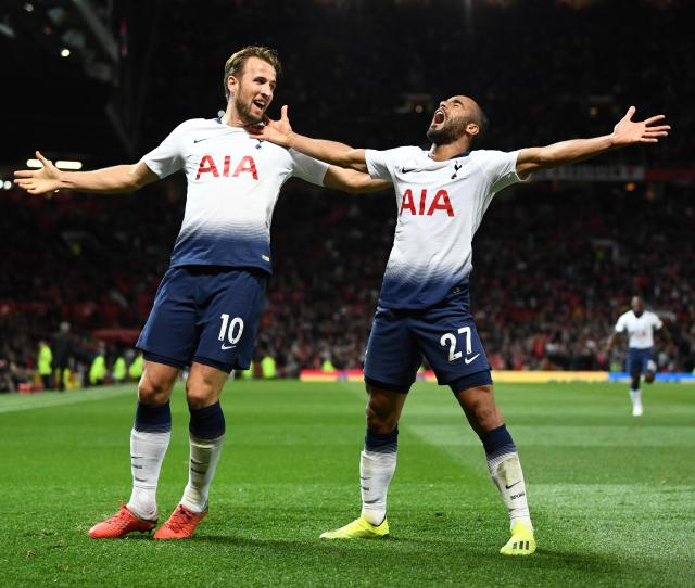 Tottenham Hotspur Vs Liverpool Spurs Predicted Line Up For The
