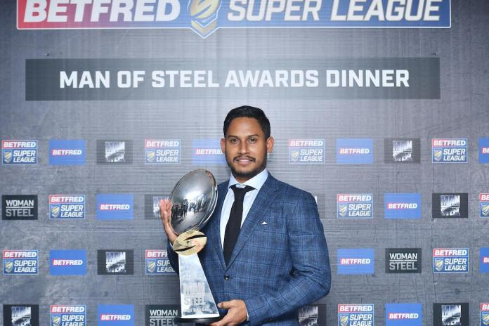 Barba was named Man of Steel ahead of his return to Australia