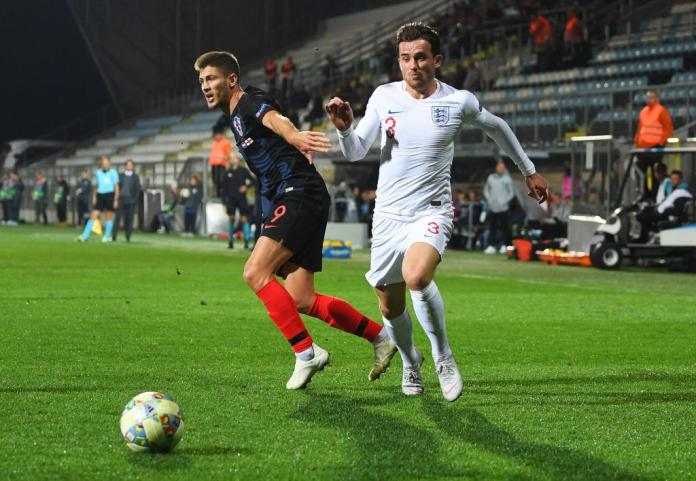 Chilwell only made his England debut last September and he's now being tipped to start in Gareth Southgate's Euro 2020 team