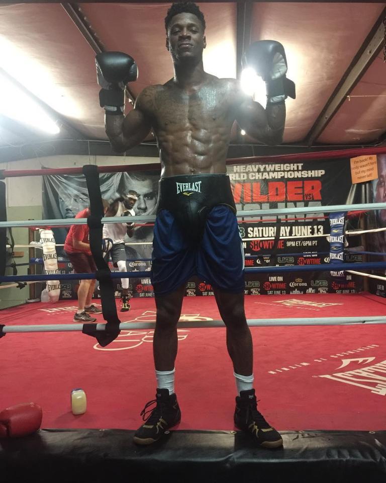 Marsellos Wilder fights in the cruiserweight division