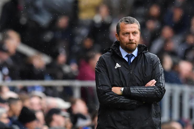 Curent Fulham manager Slavisa Jokanovic.