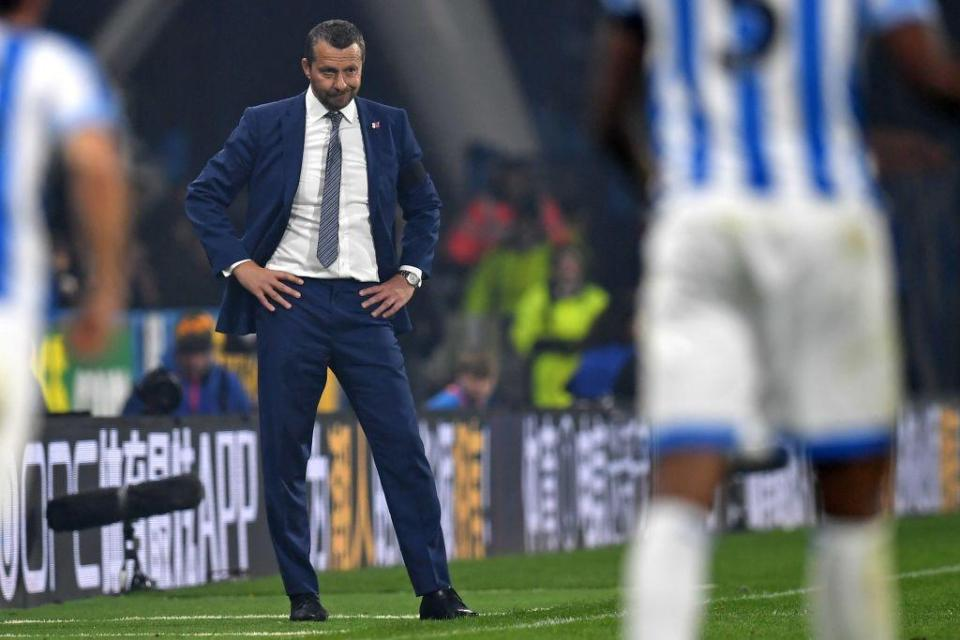 Slavisa Jokanovic's position as Fulham boss could be hanging by a thread  Terriers earn first win and home goal of season to sink Cottagers to foot of Premier League GettyImages 1057717726