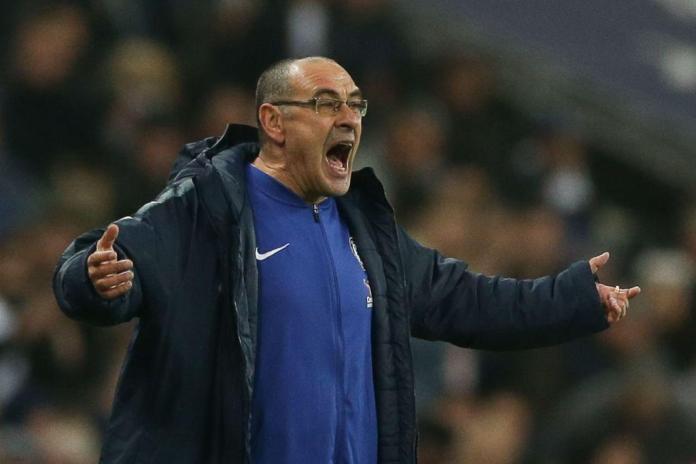Maurizio Sarri has enjoyed a good start to life at Chelsea